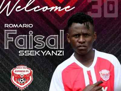 Faisal Ssekyanzi - the touchline sports