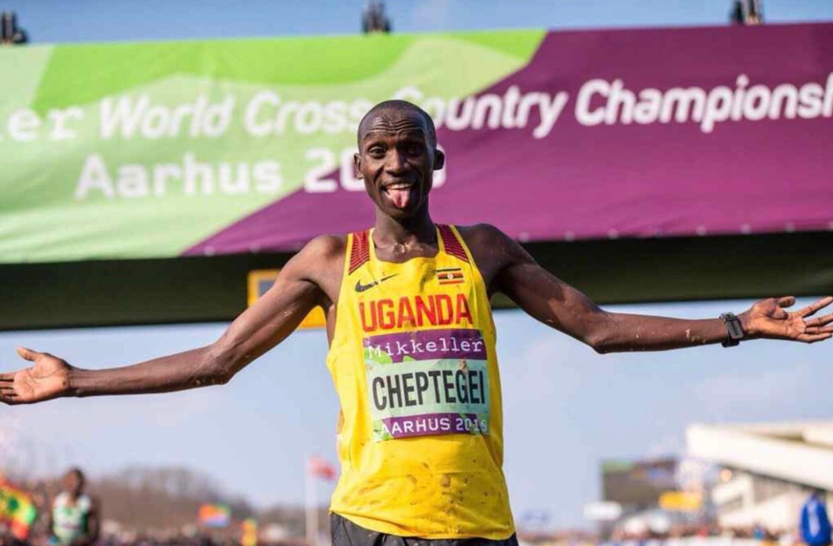 World half marathon - Joshua Cheptegei - The Touchline Sports