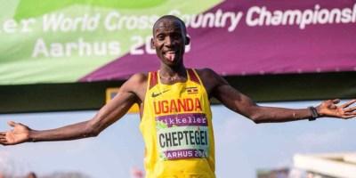 World half marathon - Joshua Cheptegei - The Touchline Sports