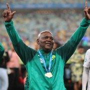 Pitso Mosimane - the touchline sports