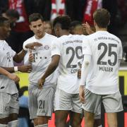 Bundesliga Matchday 6 - the touchline sports