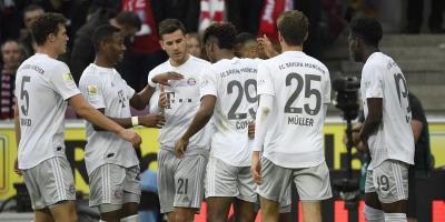 Bundesliga Matchday 6 - the touchline sports
