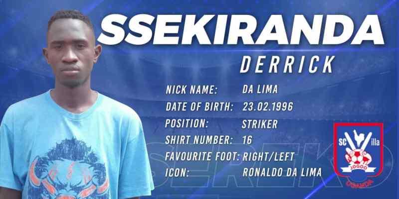 Derrick Ssekiranda