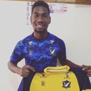 Joseph Marvin joins Birght Stars - the touchline sports