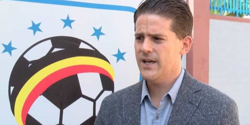 AFCON Mckinstry Uche Bwomomo Cranes - the touchline sports