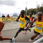 Jacob Kiplimo Joshua cheptegei - the touchline sports