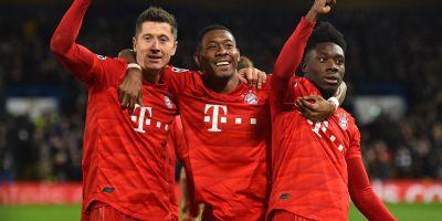 Bundesliga vengeance - Bayern