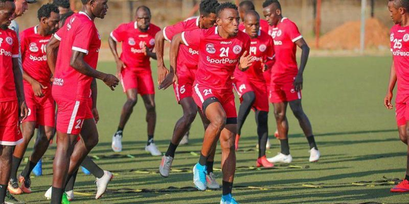 Simba given greenlight to have fans in stadia