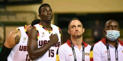Uganda men's basketball team