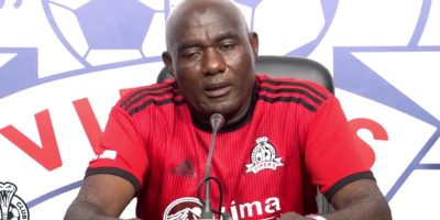 Fred Kajoba - CAF CL - the toucline sports