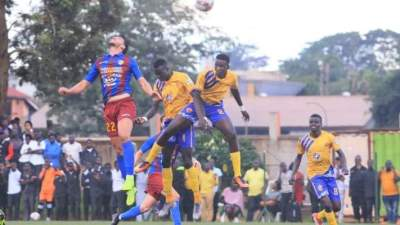 KCCA FC face AS Kigali in the CAF Confederation CUp preliminaries