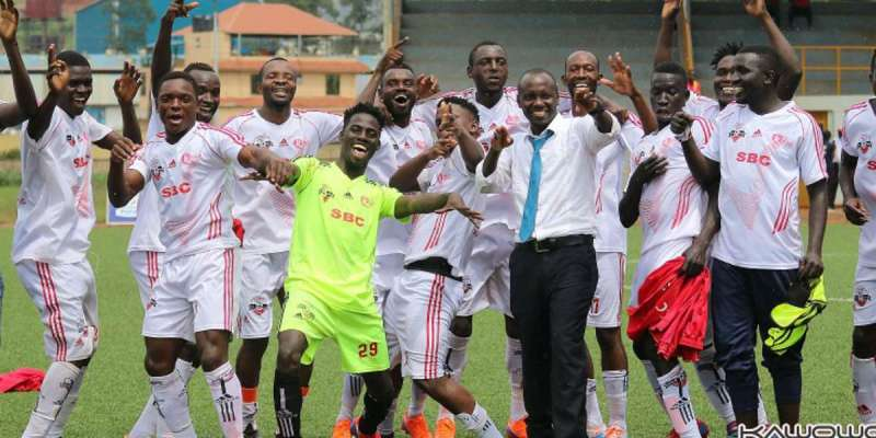 Busoga United and Kitara
