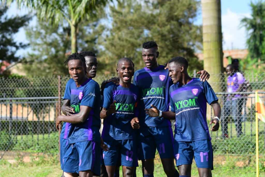 Wakiso Giants draw with Kyetume FC - Goals galore