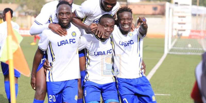 URA FC rally from a goal down to defeat KCCA FC in the StarTimes UPL