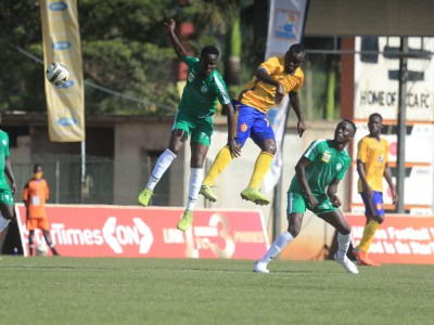 MYDA FC takes on Onduparaka FC