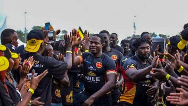 Rugby Afrique's Solidarity