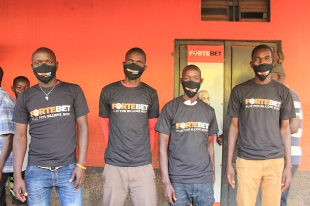The Karuma T-shirts winners