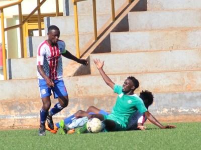 Onduparaka vs Busoga United - Startimes UPL