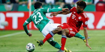 Bundesliga for Africa - Bayern Munich - werder bremen