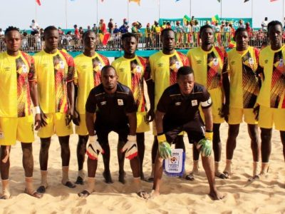 AFCON beach Soccer finals - Uganda fall to defeat to hosts Senegal