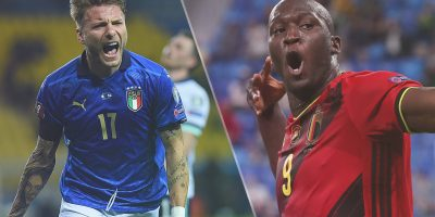 belgium vs Italy - euro 2020 on startimes