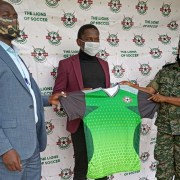 Brian Ssenyondo joins UPDF on two year contract