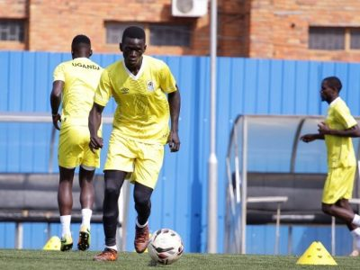 Innocent Wafula joins KCCA FC from Mbarara City