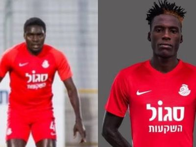 The Touchline Sports - Bayo and Awanyi's Ashdod eliminated from the UEFA Europa Conference League