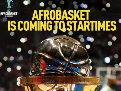 The Touchline Sports - StarTimes to air FIBA AfroBasket 2021