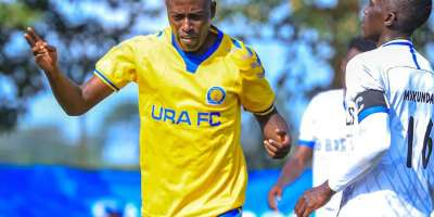 Brian Majwega returns to former club KCCA FC from URA FC