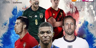 The Touchline Sports - 2022 World Cup Qualifiers: Ronaldo chasing record, Portugal looking for redemption