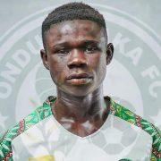 The Touchline Sports - Jarieko James: Onduparaka confirms midfielder as first signing