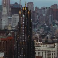 Fictional Skyscrapers in Films and Television Series