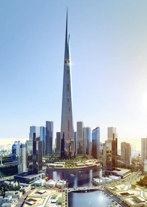 「Kingdom Tower」的圖片搜尋結果