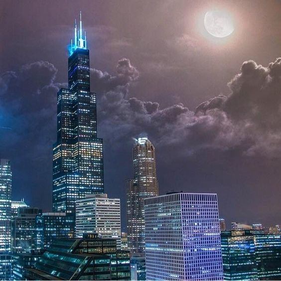 6 interesting facts about willis tower former sears tower the