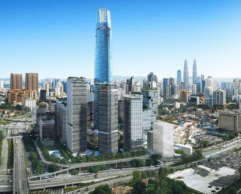 The Exchange 106 Trx Signature Tower Facts And Information The Tower Info