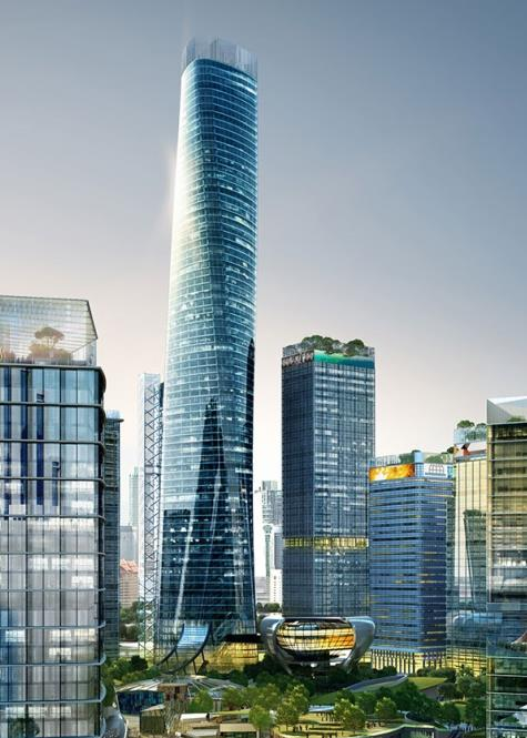 The Exchange 106 Trx Signature Tower Facts And