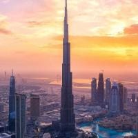 Burj Khalifa Facts and Information