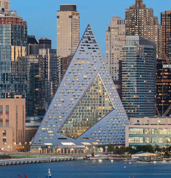 City Nyc: New York City's Futuristic Buildings