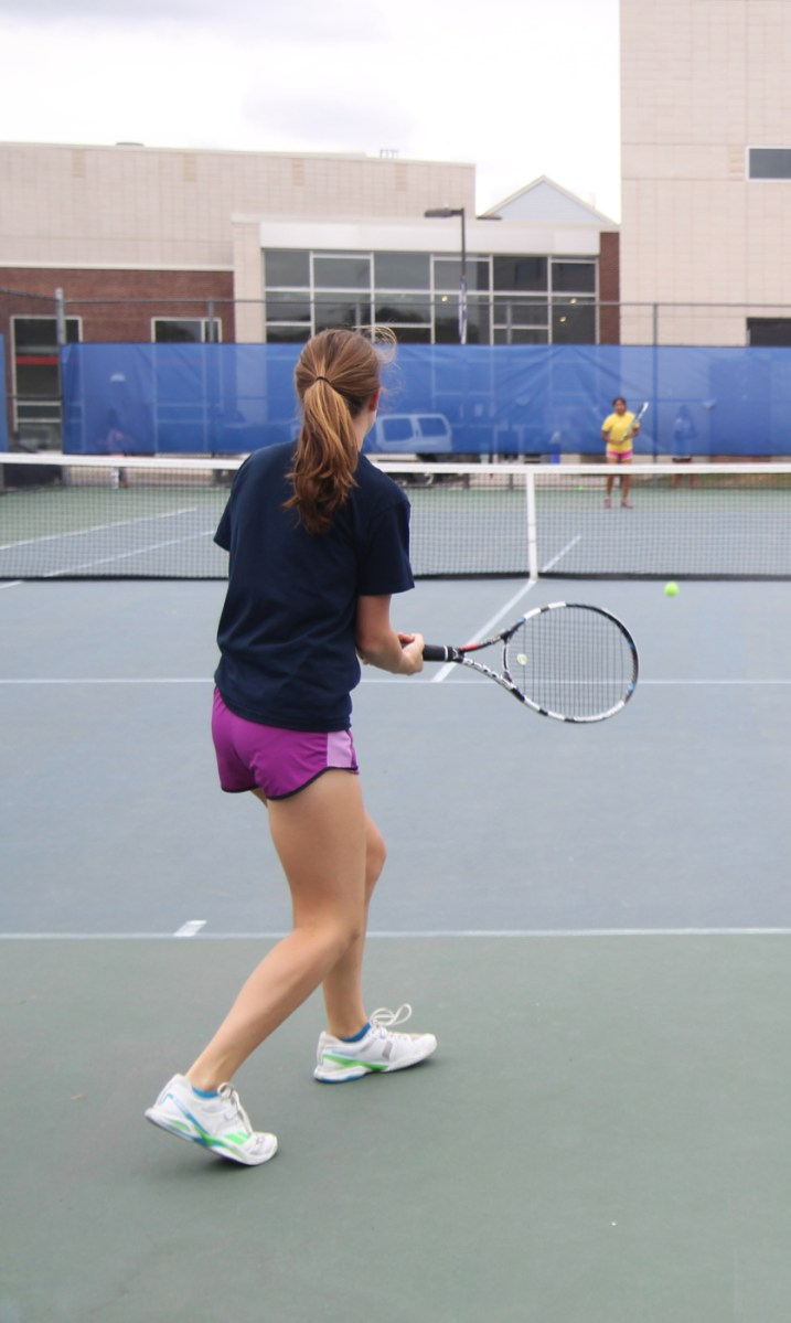 With new lineup, girls tennis rebounds from the loss of players before MCT