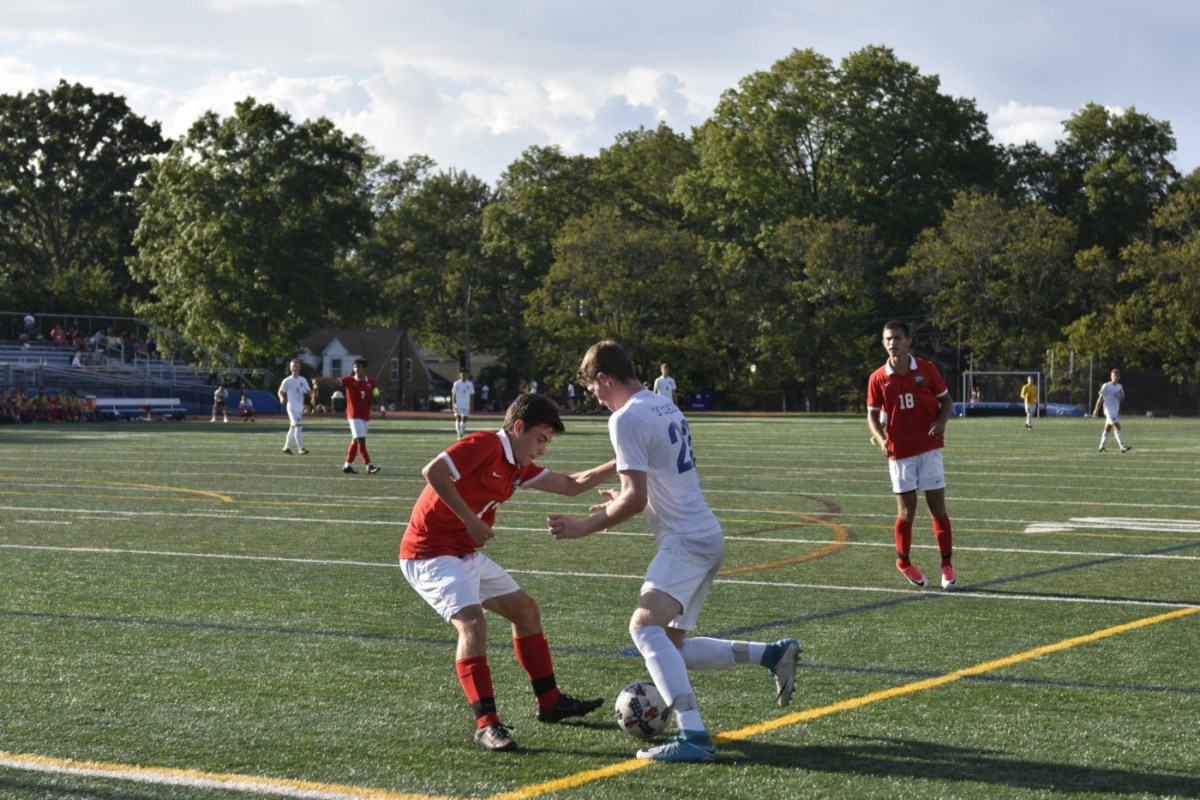 Boys soccer relying on new defense to avenge last year's state upset