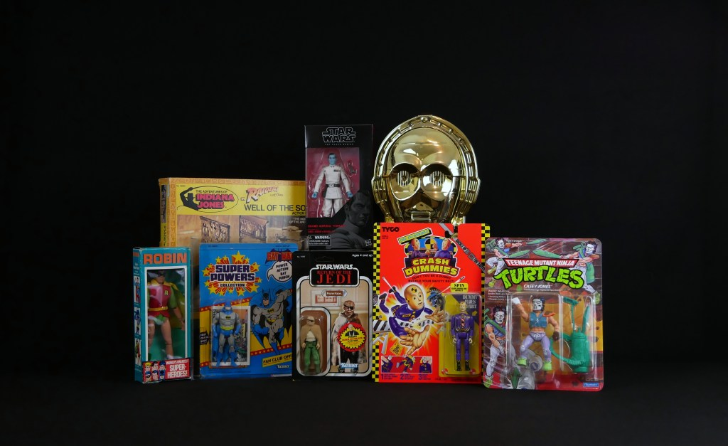 Classic Vintage Toys!