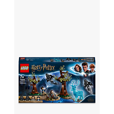 LEGO Harry Potter 75945 Expecto Patronum From John Lewis