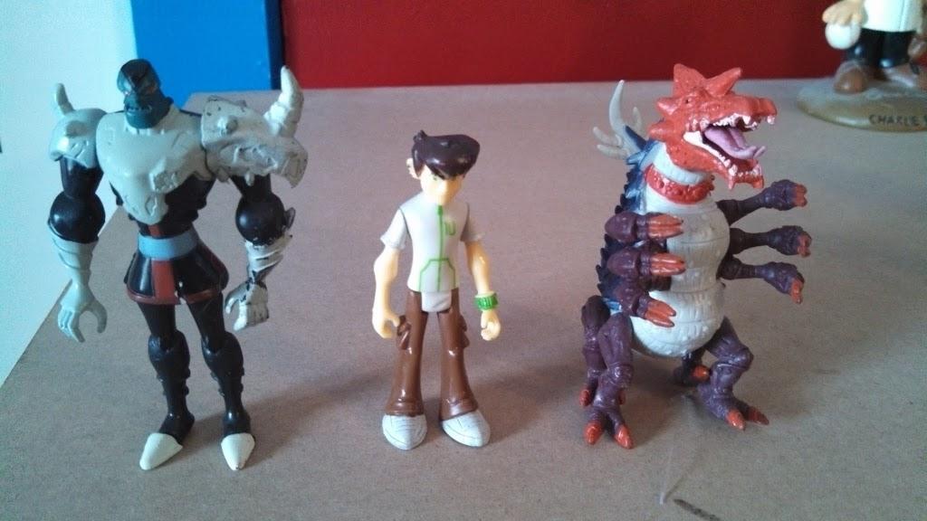 Birthday Scavenger Hunt Finds Ben 10 Omniverse Figures The Toy Locker