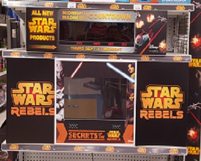 Toys'R'Us Star Wars Toys