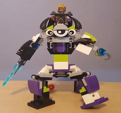 Lego Mixel Creation