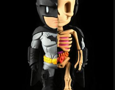 Xxray DC Batman