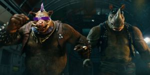 TMNT Out of the Shadows Review Rocksteady Beebop