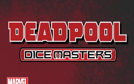 Deadpool Dice Masters