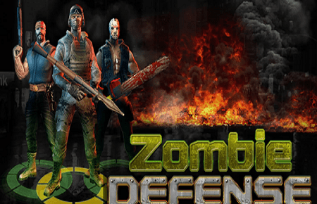 Video Game Zombie Defense
